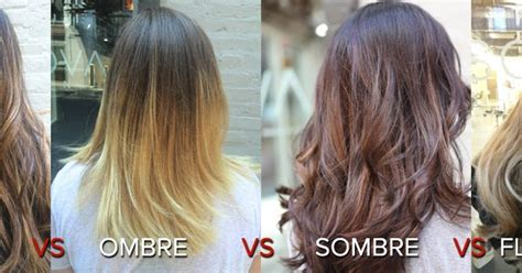 balayage hair color vs ombre ombre vs balayage vs which one will win you