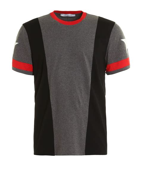 s color block shirt colour block design t shirt by givenchy t shirts ikrix