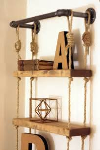 Industrial Rustic Bookshelf Industrial Pipe Amp Shelf 29 Width By Appalachianartisans
