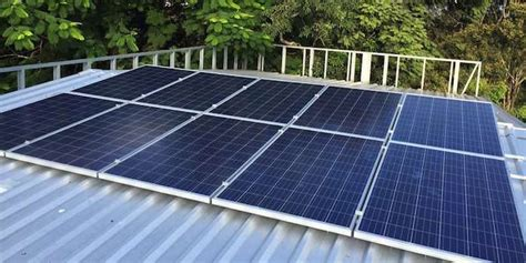 solar panels on roof can i install solar panels on a metal roof understand solar