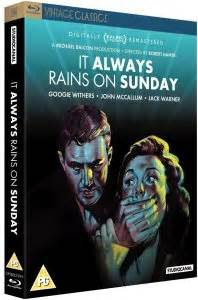 film it always rains on sunday it always rains on sunday blu ray googie withers