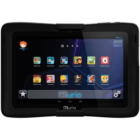 Tablet 10 Inch kurio tab xl motion edition family android tablet 10 inch black ebay