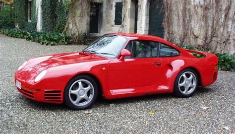 80s porsche 959 1988 porsche 959 s review top speed