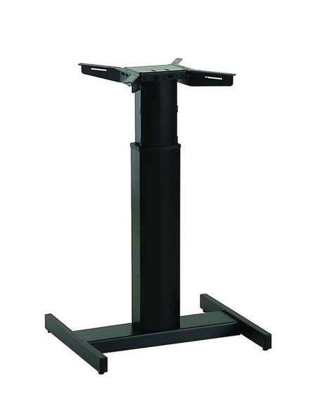 height adjustable desk frames conset 501 19 sit stand adjustable desk frame uk stockists free delivery