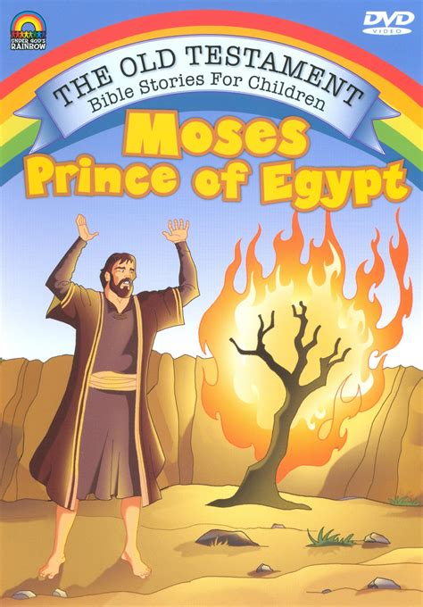 themes of moses story the old testament bible stories for children moses