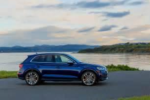 Audi Sq5 2018 Audi Sq5 Drive Review Automobile Magazine