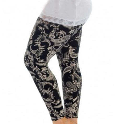 plus size patterned leggings ladies patterned leggings also available in plus sizes