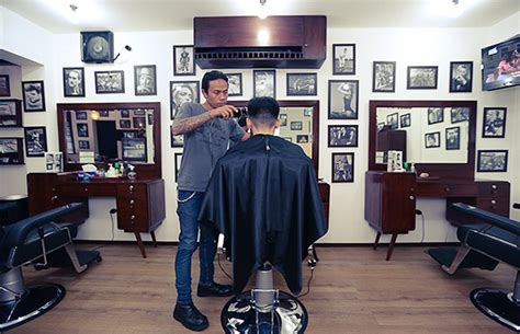 Cermin Pangkas Rambut what it means for me to be trans masculine at the barbershop