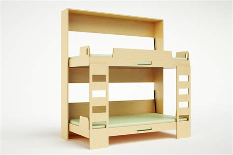 Folding Bed For Kid Tuck Compact Bed Casa