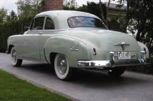 1950 Chevy Styleline Coupe Survivor Bring a Trailer