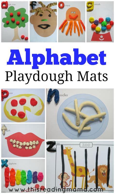 printable playdough mats alphabet free alphabet play dough mats free homeschool deals