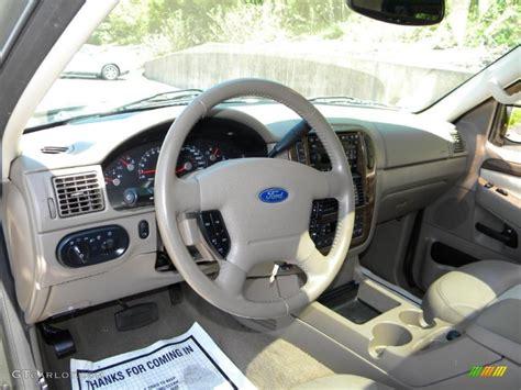 2004 Ford Explorer Interior by Medium Parchment Interior 2004 Ford Explorer Eddie Bauer 4x4 Photo 40629287 Gtcarlot