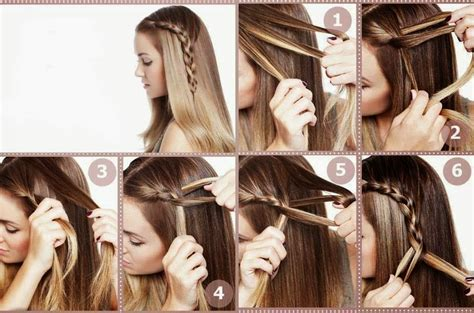 latest easy to make hairstyles stylepedia steps of making hairstyles