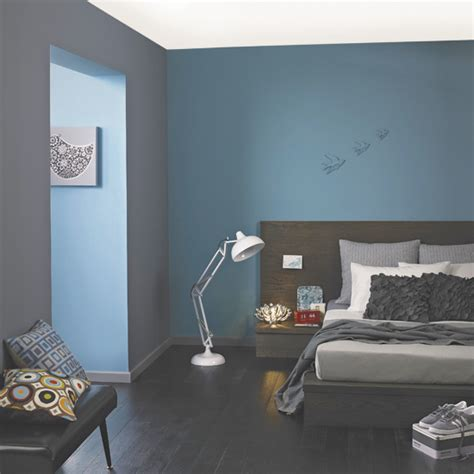 schlafzimmer blau grau 5 ways with blues and greys ideal home