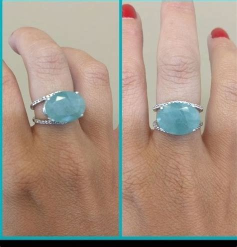 grandidierite engagement ring new huge natural rare sky blue 12 ct grandidierite