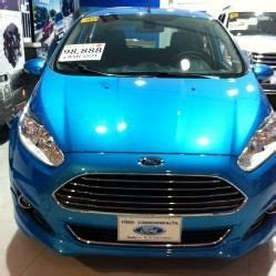 price: ford philippines price list