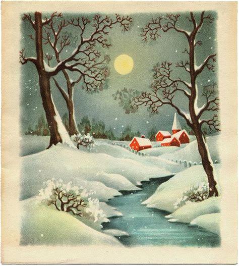 images of vintage christmas scenes vintage christmas cards vintage christmas greetings