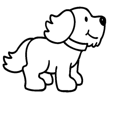 cartoon dog coloring page cartoon puppy coloring pages getcoloringpages com
