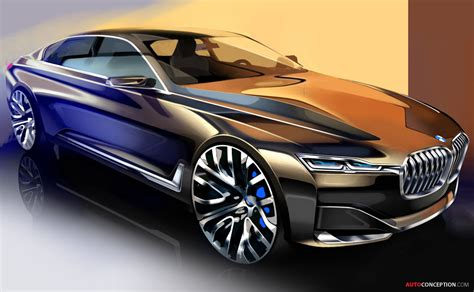 Concept Design Usa | bmw s vision future luxury concept points to next gen 7