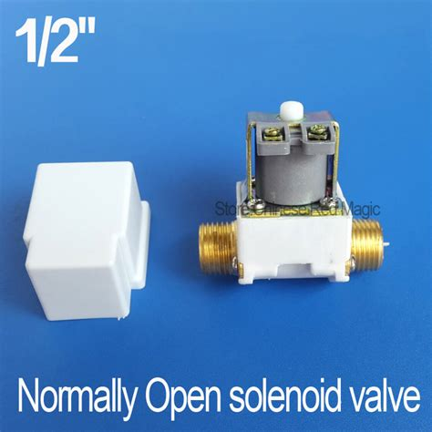 1 Normally Open Solenoid Valve by Buy Wholesale 12v Solenoid Valve Normally Open From