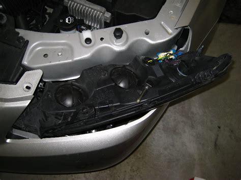 Pontiac G6 Headlight Replacement by Gm Pontiac G6 Gt Headlight Bulbs Replacement Guide 013