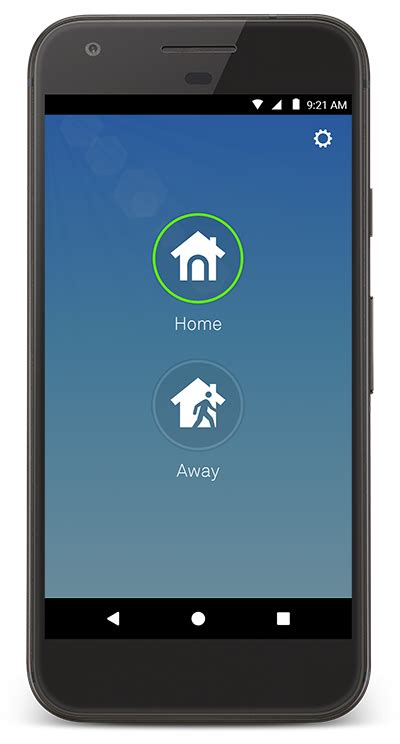 nest app for android how to manually switch your home to away or home mode