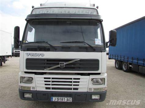 volvo trucks for sale in usa used volvo fm12 380 box trucks year 1999 price 14 495