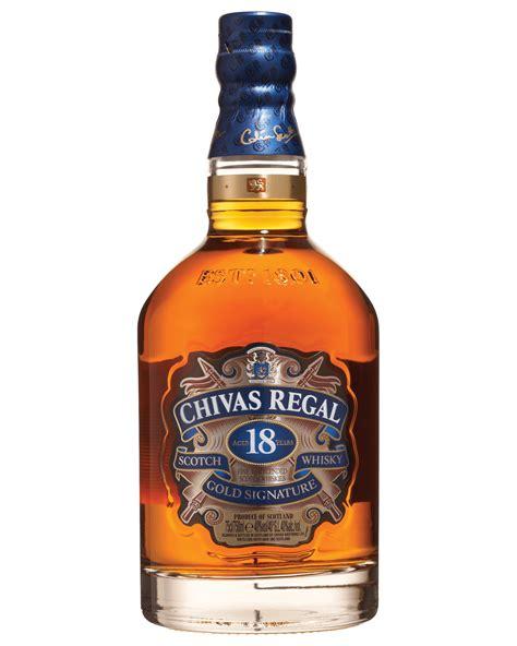 chivas regal 18 chivas regal 18 year scotch whisky 750ml dan murphy