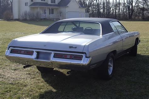 1972 chevrolet impala 1972 chevrolet impala 2 door hardtop 49358