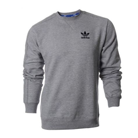 Adidas Men39s Authentic Logo Crew Sweatshirts Blue Original m 225 s de 10 ideas incre 237 bles sobre sudaderas adidas hombre