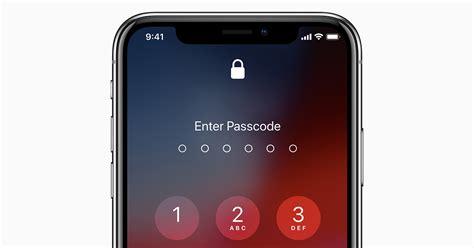 das iphone ipad oder den ipod touch mit einem code