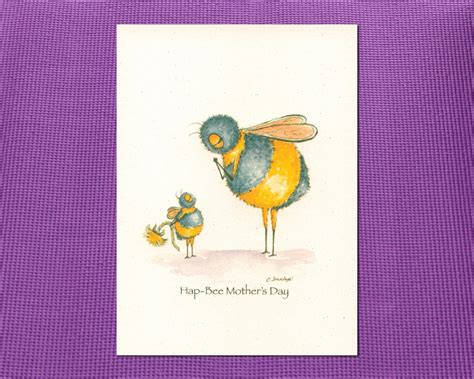 bee cards hap bee mother s day just bee me greeting cards just