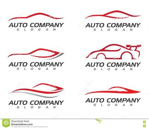Auto Car Logo Template Stock Vector Image 74325132 Auto Detailing Logo Template