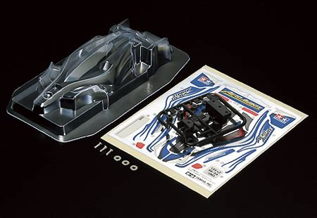 Tamiya 15289 R C Mini 4wd Grade Up Parts Gp 289 8t Metal Plastic Pin aero avante clear set