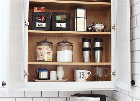 Coffee Station Cabinet by Coffee Station Cabinet Organization Fashion More Than
