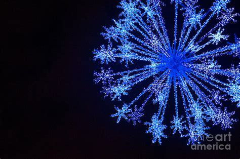 snowflake sparkle photograph by anca jugarean