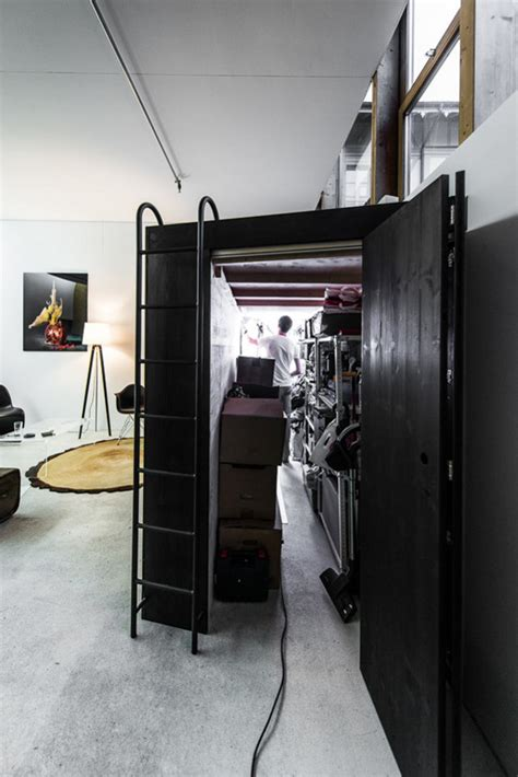 closet under bed living cube combines entertainment center bookshelves