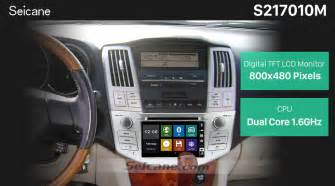 2010 Lexus Rx 350 Navigation System All In One 2003 2010 Lexus Rx 300 330 350 400h Car Stereo
