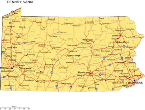 map of pennsylvania counties cities and counties in pennsylvania pictures to pin on pinsdaddy