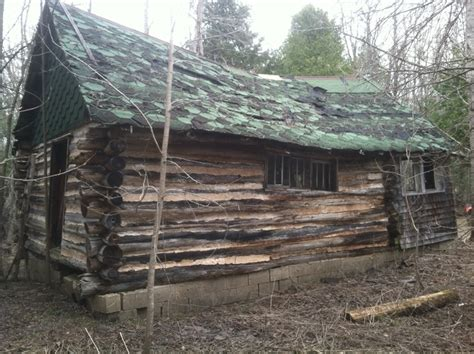 Cabins Up Michigan by Pin By Loper On Primitive Stuff I