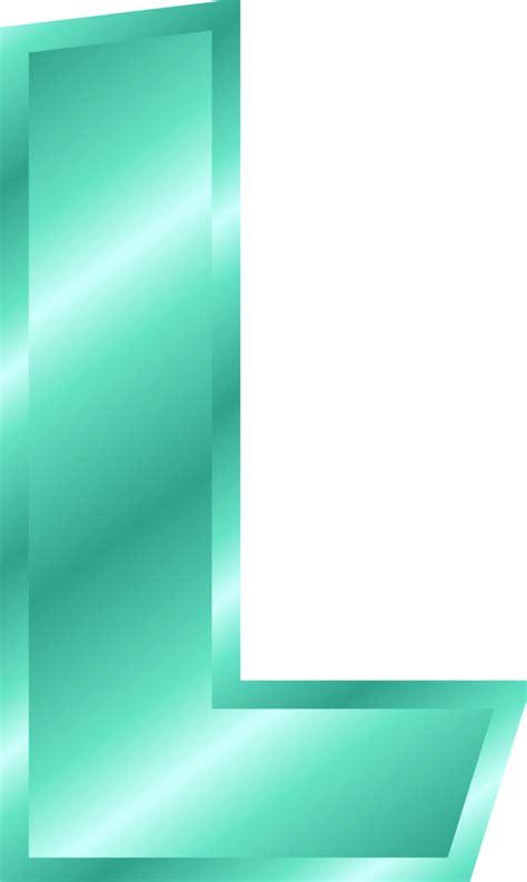 l with clip letter l clip art clipart