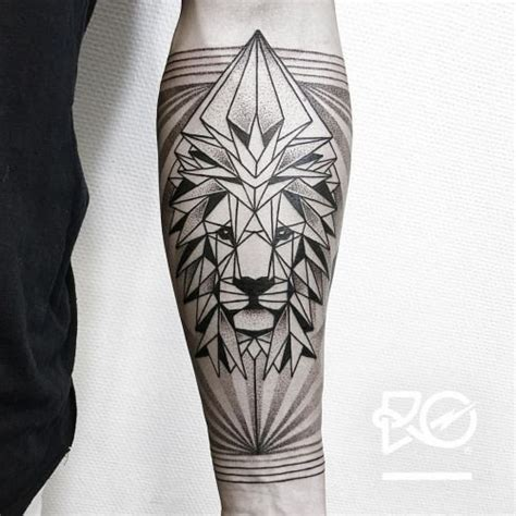 tattoo paper staples uk 25 best ideas about geometric lion tattoo on pinterest