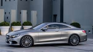 mercedes s class coupe official details