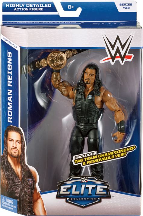Reigns Elite 33 Fig Only reigns elite 33 figure