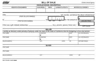 bill of sale california template motorcycle bill of sale printable sle bill of sale
