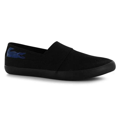 lacoste mens marice brd5 fashion trainers casual shoes