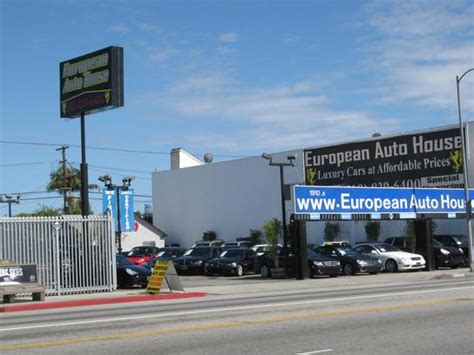 European Auto House Car Dealership In Los Angeles Ca 90034 Kelley Blue Book