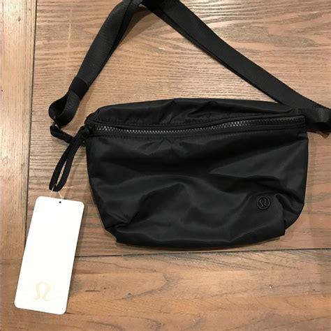 lululemon go lightly crossbody bag 20 lululemon athletica handbags nwt lululemon go