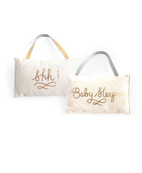 Door Pillow by Oh Baby Door Pillow Baby Sleeping Tableware And Home