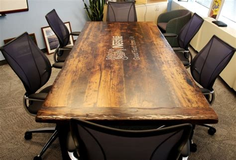 Wooden Boardroom Table Custom Reclaimed Wood Boardroom Tables Hd Threshing Floor Furniture